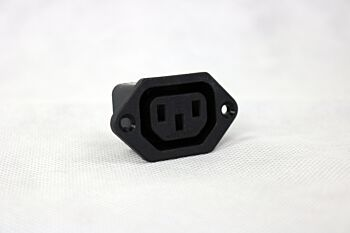 Connector, Foot Switch IEC 320-C1